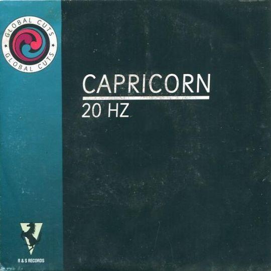 Coverafbeelding Capricorn - 20 Hz