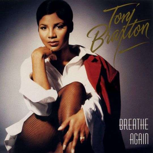Coverafbeelding Breathe Again - Toni Braxton