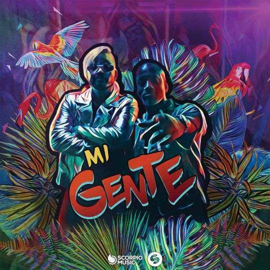 Coverafbeelding Mi Gente - J. Balvin & Willy William / Willy William & J Balvin & Beyonc�