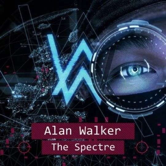 Coverafbeelding Alan Walker - The spectre