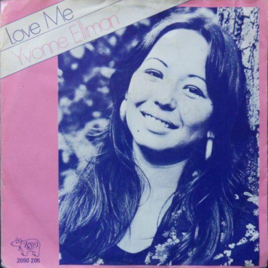 Coverafbeelding Yvonne Elliman - Love Me