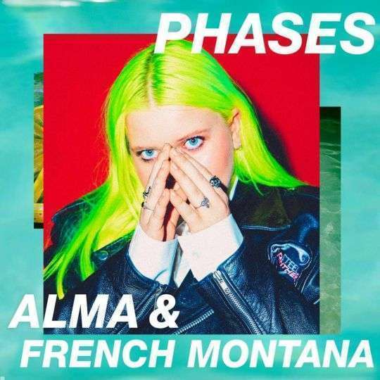 Coverafbeelding Phases - Alma & French Montana