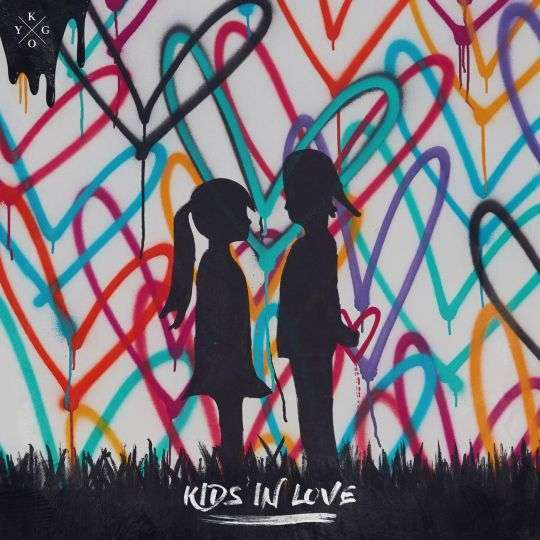 Coverafbeelding Kygo feat. The Night Game & Maja Francis - Kids in love