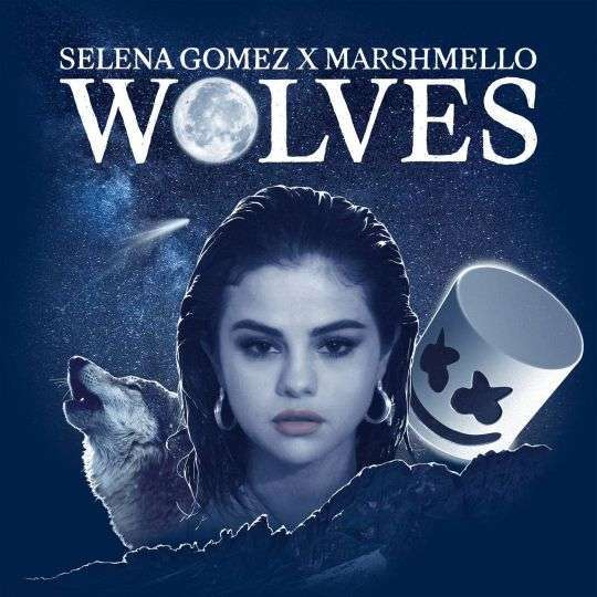 Coverafbeelding Wolves - Selena Gomez X Marshmello