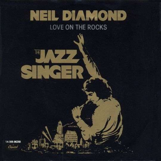 Coverafbeelding Love On The Rocks - Neil Diamond