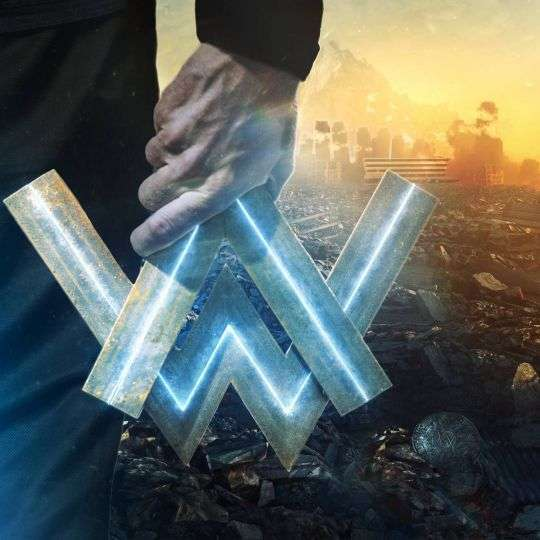 Coverafbeelding Alan Walker, Noah Cyrus & Digital Farm Animals - All falls down