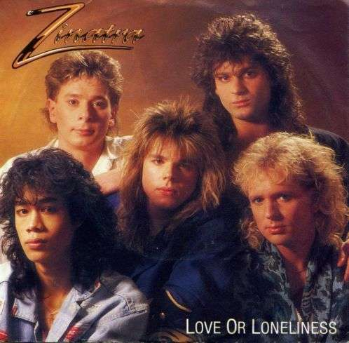 Coverafbeelding Love Or Loneliness - Zinatra