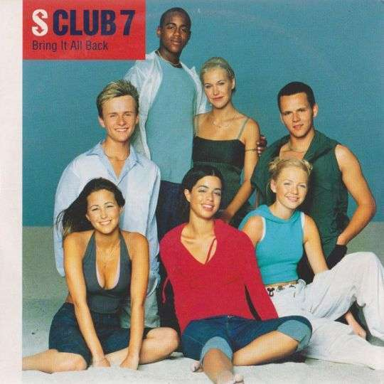Coverafbeelding S Club 7 - Bring It All Back