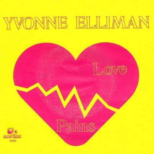 Coverafbeelding Love Pains - Yvonne Elliman