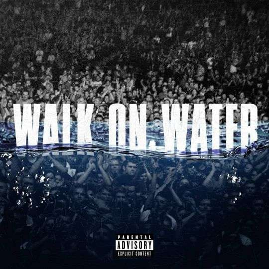 Coverafbeelding Walk On Water - Eminem Feat. Beyoncé