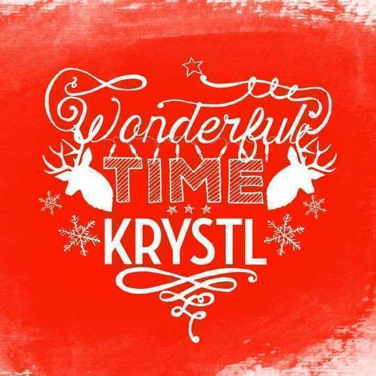 Coverafbeelding Wonderful Time - Krystl