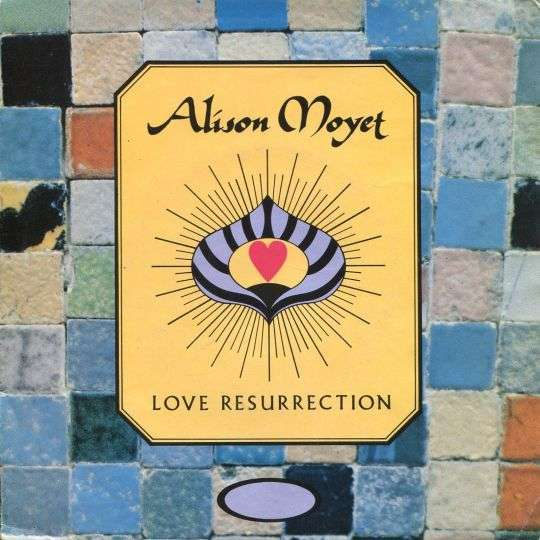 Coverafbeelding Alison Moyet - Love Resurrection