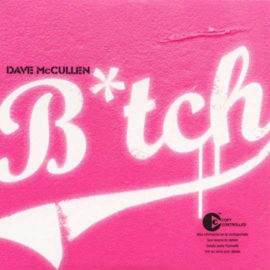 Coverafbeelding Dave McCullen - B*tch