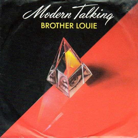 Coverafbeelding Brother Louie - Modern Talking