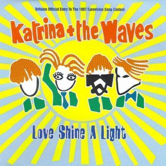 Coverafbeelding Love Shine A Light - Katrina And The Waves