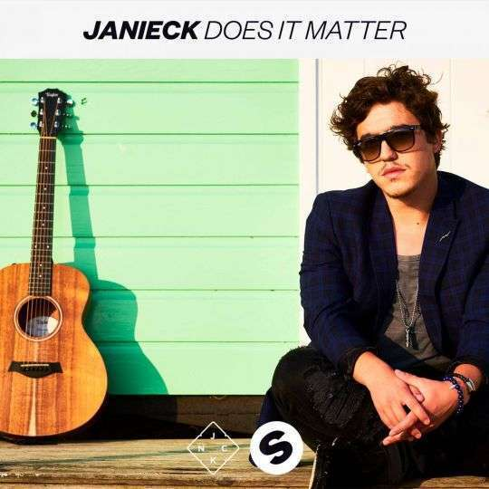 Coverafbeelding Janieck - Does it matter