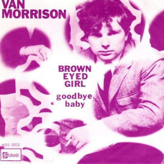 Coverafbeelding Van Morrison - Brown Eyed Girl