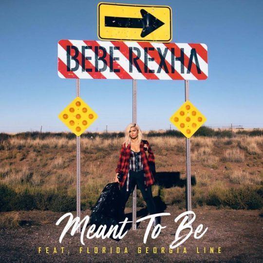 Coverafbeelding Meant To Be - Bebe Rexha Feat. Florida Georgia Line