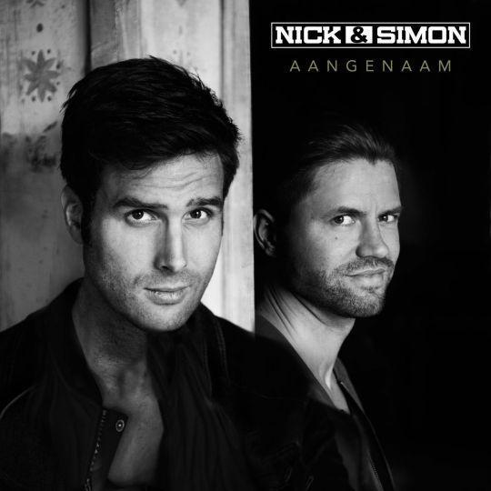 Coverafbeelding Gek Van Geluk - Nick & Simon