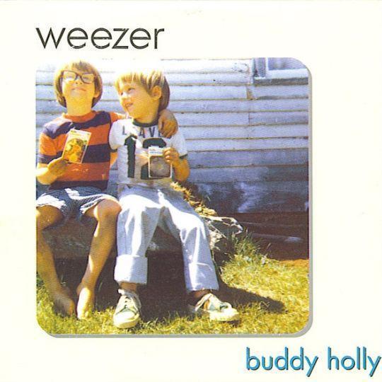 Coverafbeelding Buddy Holly - Weezer