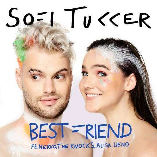 Coverafbeelding Best Friend - Sofi Tukker Ft. Nervo, The Knocks, Alisa Ueno