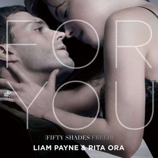 Coverafbeelding Liam Payne & Rita Ora - For you (Fifty Shades Freed)