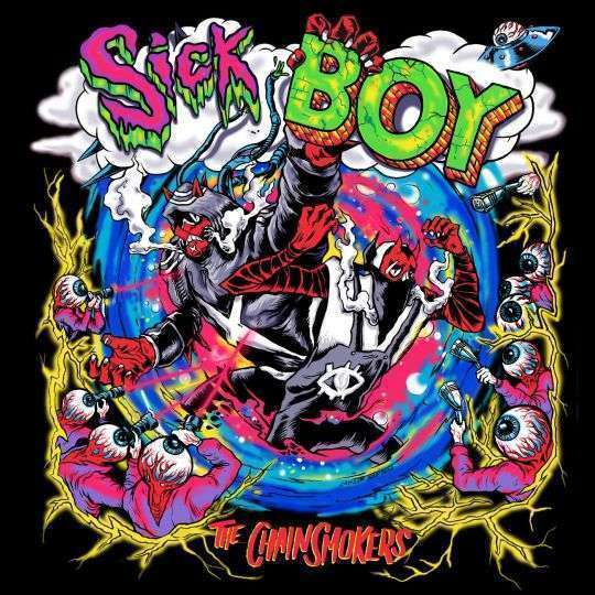 Coverafbeelding Sick Boy - The Chainsmokers