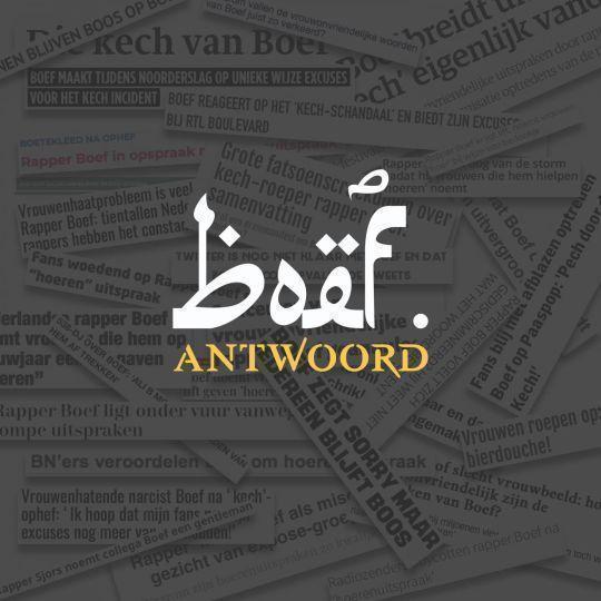 Coverafbeelding Antwoord - Boef