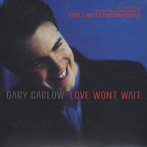 Coverafbeelding Love Wont Wait - Gary Barlow