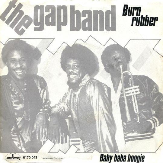 Coverafbeelding Burn Rubber - The Gap Band