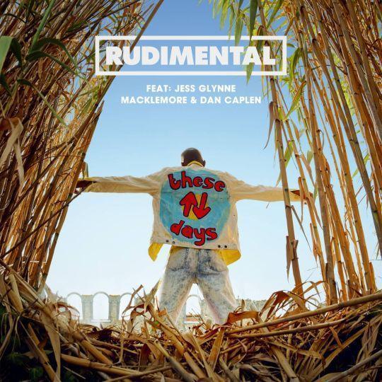 Coverafbeelding These Days - Rudimental Feat: Jess Glynne & Macklemore & Dan Caplen