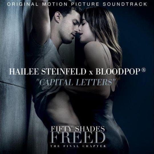 Coverafbeelding Capital Letters - Hailee Steinfeld X Bloodpop