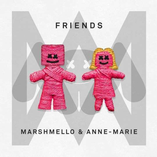 Coverafbeelding Marshmello & Anne-Marie - Friends