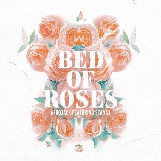 Coverafbeelding Bed Of Roses - Afrojack Featuring Stanaj