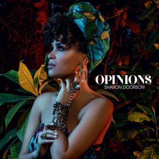 Coverafbeelding Opinions - Sharon Doorson