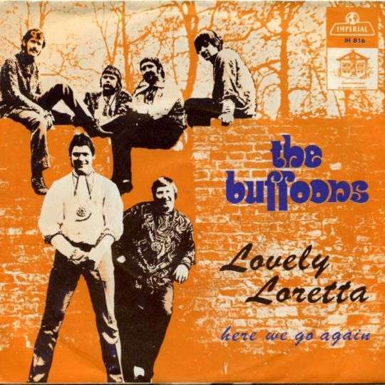 Coverafbeelding Lovely Loretta - The Buffoons