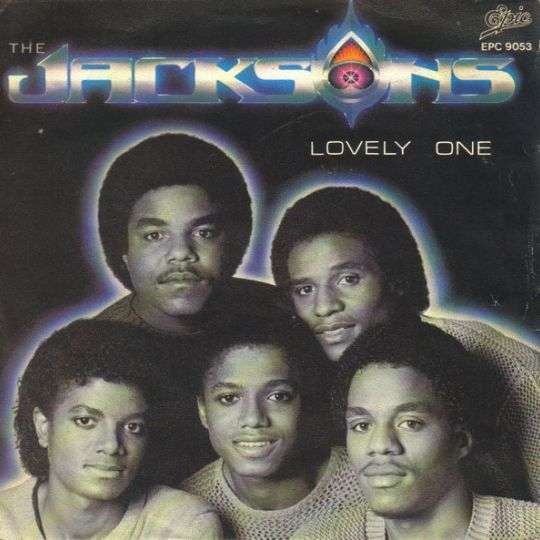 Coverafbeelding Lovely One - The Jacksons