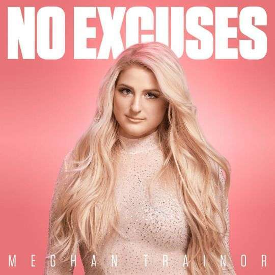 Coverafbeelding No Excuses - Meghan Trainor