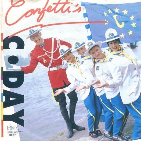 Coverafbeelding C.day - Confetti's