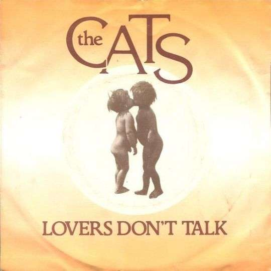 Coverafbeelding Lovers Don't Talk - The Cats