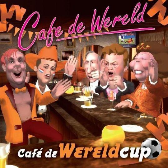 Coverafbeelding Cafe De Wereld - Café De Wereldcup
