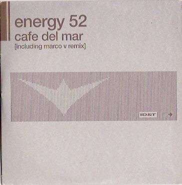 Coverafbeelding Energy 52 - Cafe Del Mar [Marco V Remix]