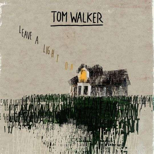 Coverafbeelding Leave A Light On - Tom Walker