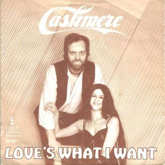 Coverafbeelding Cashmere - Love's What I Want