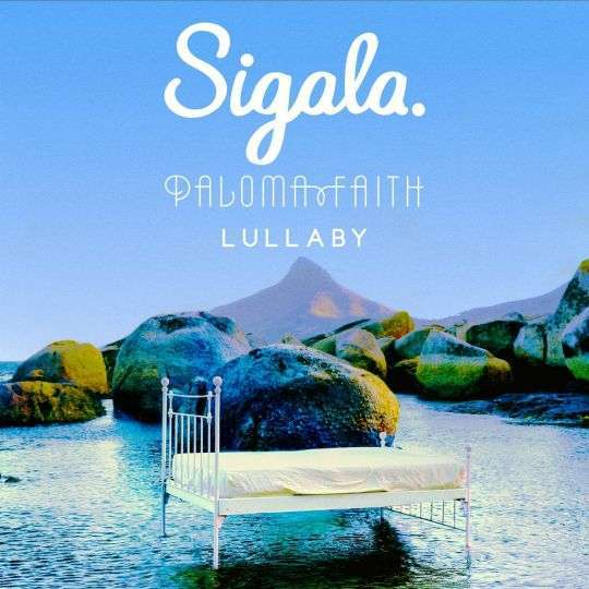 Coverafbeelding Lullaby - Sigala & Paloma Faith