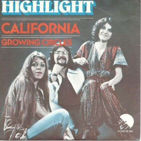 Coverafbeelding California - Highlight