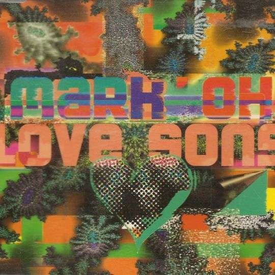 Coverafbeelding Love Song - Mark'oh