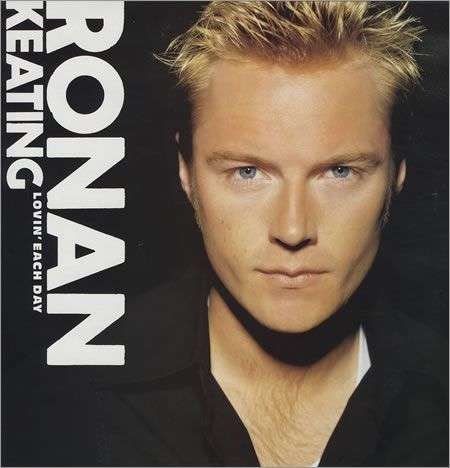 Coverafbeelding Ronan Keating - Lovin' Each Day