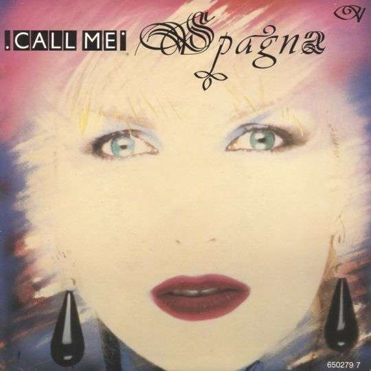Coverafbeelding Spagna - Call Me