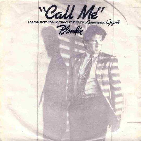 Coverafbeelding Call Me - Blondie
